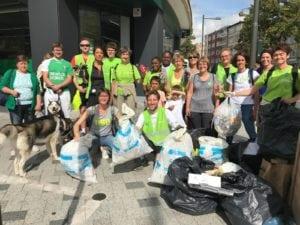 """Un """"succès"""" pour le CleanUp Day 2018"""